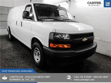 2019 Chevrolet Express 3500 Work Van (Stk: N9-88980) in Burnaby - Image 1 of 12