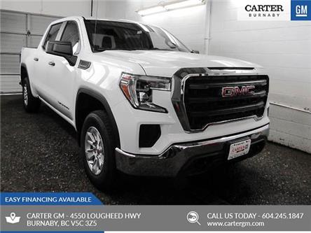 2019 GMC Sierra 1500 Base (Stk: 89-04090) in Burnaby - Image 1 of 13