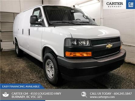 2019 Chevrolet Express 3500 Work Van (Stk: N9-32830) in Burnaby - Image 1 of 12