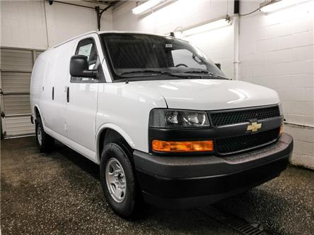 2019 Chevrolet Express 3500 Work Van (Stk: N9-32830) in Burnaby - Image 2 of 12