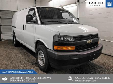 2019 Chevrolet Express 3500 Work Van (Stk: N9-59050) in Burnaby - Image 1 of 11