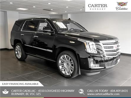 2020 Cadillac Escalade Platinum (Stk: C0-90150) in Burnaby - Image 1 of 24