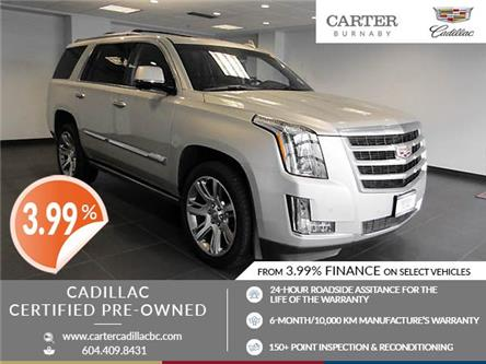 2015 Cadillac Escalade Premium (Stk: C5-81171) in Burnaby - Image 1 of 25