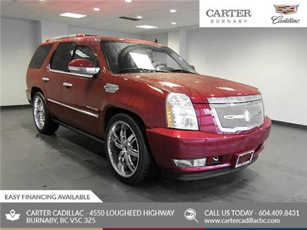 2011 Cadillac Escalade Base (Stk: C1-24243) in Burnaby - Image 1 of 24