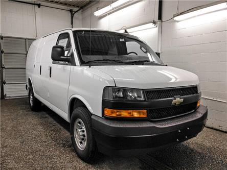 2020 Chevrolet Express 3500 Work Van (Stk: N0-44020) in Burnaby - Image 2 of 11