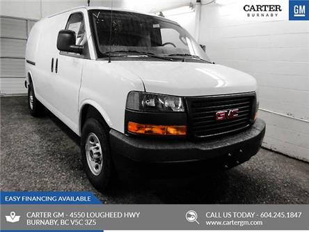 2020 GMC Savana 2500 Work Van (Stk: 80-59290) in Burnaby - Image 1 of 13