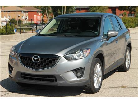 2015 Mazda CX-5 GT (Stk: 1910475) in Waterloo - Image 1 of 27