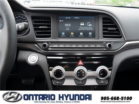 2020 Hyundai Elantra Preferred w/Sun & Safety Package (Stk: 927831) in Whitby - Image 2 of 18