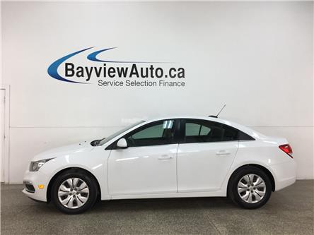 2015 Chevrolet Cruze 1LT (Stk: 35681WA) in Belleville - Image 1 of 24