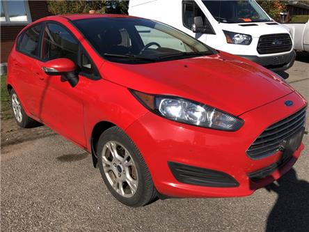 2015 Ford Fiesta SE (Stk: -) in Kemptville - Image 1 of 2