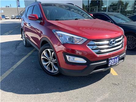 2016 Hyundai Santa Fe Sport 2.0T Limited (Stk: 8028H) in Markham - Image 1 of 24