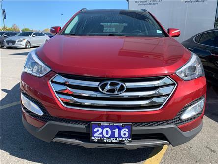 2016 Hyundai Santa Fe Sport 2.0T Limited (Stk: 8028H) in Markham - Image 2 of 24