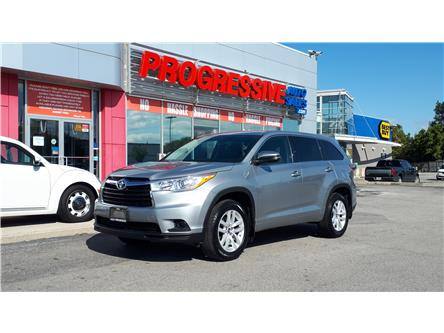 2016 Toyota Highlander LE (Stk: GS310510) in Sarnia - Image 1 of 18