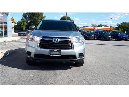 2016 Toyota Highlander LE (Stk: GS310510) in Sarnia - Image 2 of 18