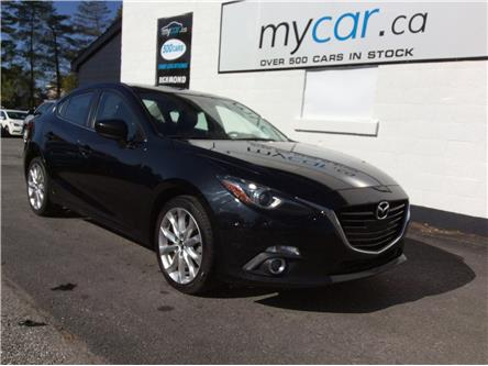 2016 Mazda Mazda3 GT (Stk: 191508) in Richmond - Image 1 of 22