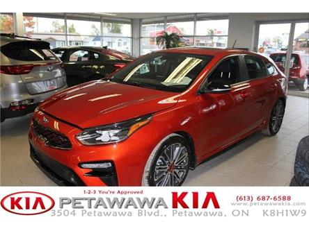 2020 Kia Forte5 (bd) GT Limited DCT GT Limited (Stk: 20135) in Petawawa - Image 1 of 4