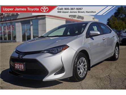 2019 Toyota Corolla LE (Stk: 83055) in Hamilton - Image 1 of 19