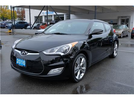 2016 Hyundai Veloster Tech (Stk: 310748A) in Victoria - Image 1 of 23