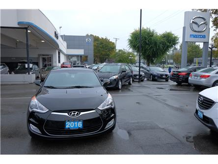 2016 Hyundai Veloster Tech (Stk: 310748A) in Victoria - Image 2 of 23