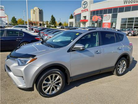 2016 Toyota RAV4 Limited (Stk: P6961) in Etobicoke - Image 2 of 27