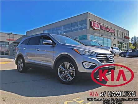 2013 Hyundai Santa Fe XL Limited (Stk: SR19193A) in Hamilton - Image 1 of 22