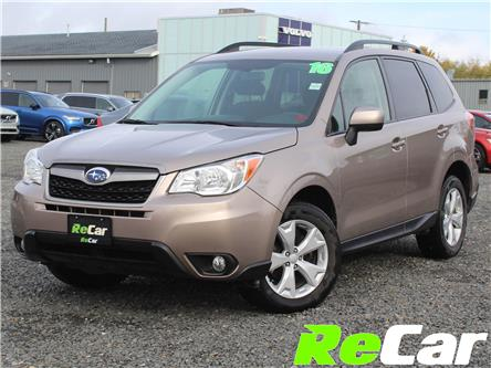 2016 Subaru Forester 2.5i Convenience Package (Stk: 191209A) in Saint John - Image 1 of 11