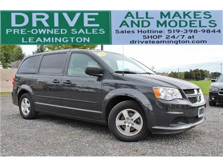 2012 Dodge Grand Caravan SE/SXT (Stk: D0192) in Leamington - Image 1 of 25