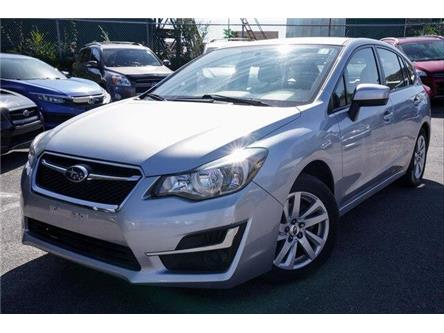 2016 Subaru Impreza 2.0i Touring Package (Stk: SK688A) in Ottawa - Image 1 of 21