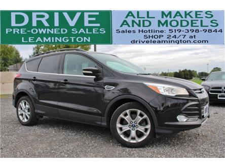 2013 Ford Escape SEL (Stk: D0119A) in Leamington - Image 1 of 28