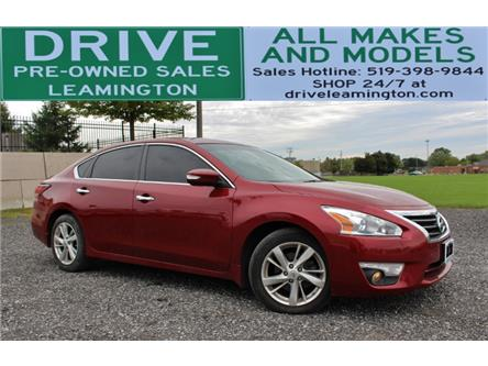 2014 Nissan Altima 2.5 SL (Stk: D0193) in Leamington - Image 1 of 27