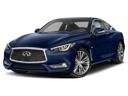 2019 Infiniti Q60 3.0t LUXE (Stk: K802) in Markham - Image 1 of 9