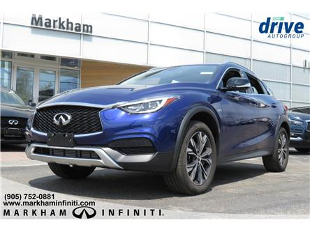 2018 Infiniti QX30 Luxe (Stk: K743A) in Markham - Image 1 of 25