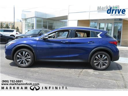 2018 Infiniti QX30 Luxe (Stk: K743A) in Markham - Image 2 of 25