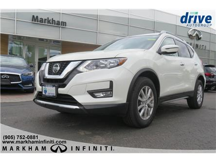 2018 Nissan Rogue SV (Stk: P3215R) in Markham - Image 1 of 23