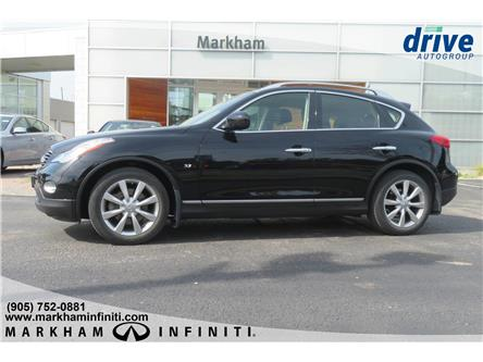 2015 Infiniti QX50 Base (Stk: P3219) in Markham - Image 2 of 21