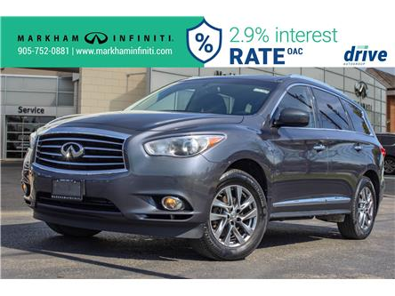 2014 Infiniti QX60 Base (Stk: K974A) in Markham - Image 1 of 31