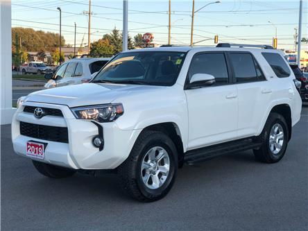 2019 Toyota 4Runner SR5 (Stk: W4847) in Cobourg - Image 1 of 24