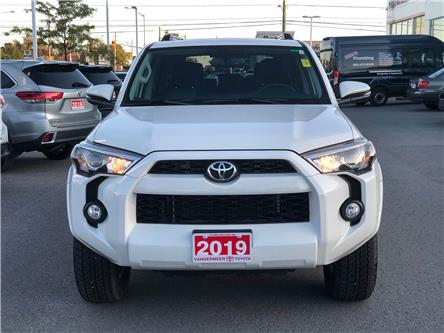 2019 Toyota 4Runner SR5 (Stk: W4847) in Cobourg - Image 2 of 24
