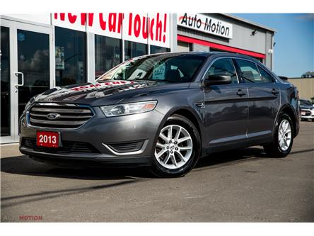 2013 Ford Taurus SE (Stk: 191152) in Chatham - Image 1 of 24