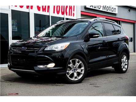 2014 Ford Escape Titanium (Stk: 191170) in Chatham - Image 1 of 27