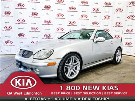 2004 Mercedes-Benz SLK-Class Base (Stk: 7375) in Edmonton - Image 1 of 37