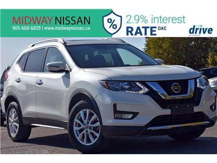 2019 Nissan Rogue SV (Stk: U1891R) in Whitby - Image 1 of 32