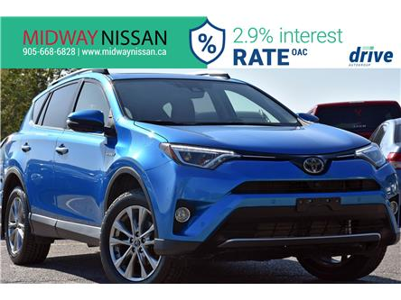 2016 Toyota RAV4 Hybrid Limited (Stk: LC700925A) in Whitby - Image 1 of 34