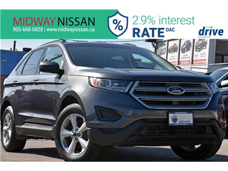 2016 Ford Edge SE (Stk: U1810) in Whitby - Image 1 of 32