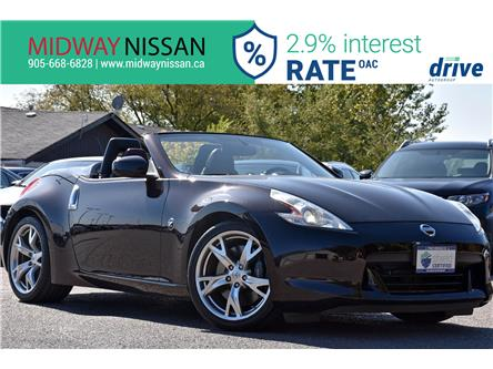 2010 Nissan 370Z Touring (Stk: U1892) in Whitby - Image 1 of 34