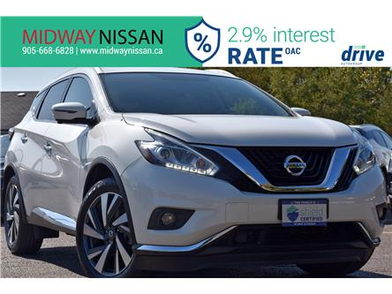 2018 Nissan Murano Platinum (Stk: KC749356A) in Whitby - Image 1 of 38