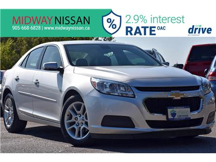 2015 Chevrolet Malibu 1LT (Stk: KL508901A) in Whitby - Image 1 of 31