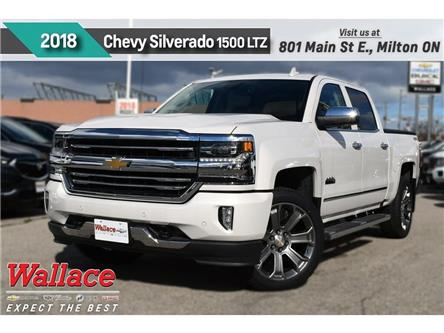 2018 Chevrolet Silverado 1500 High Country (Stk: 479226) in Milton - Image 1 of 10
