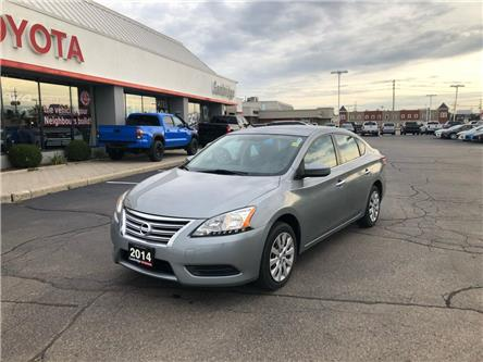2014 Nissan Sentra  (Stk: 1906941) in Cambridge - Image 2 of 14