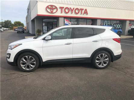 2013 Hyundai Santa Fe Sport  (Stk: 1909171) in Cambridge - Image 1 of 14